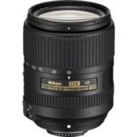Объектив Nikon AF-S 18-300mm f/3.5-6.3G ED-IF DX VR