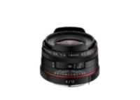 Объектив HD PENTAX DA 15 mm F4.0 AL Limited Black