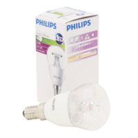 Светодиодная лампа Philips Corepro LEDLustre ND 4-25W E14 827 P45 CL