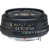 Объектив SMC PENTAX FA 43 mm F1.9 Limited Black