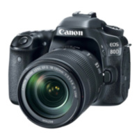 Фотоаппарат зеркальный Canon EOS 80D kit 18-135 IS STM