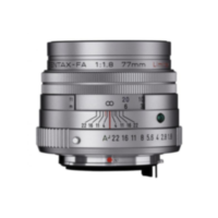 Объектив SMC PENTAX FA 77 mm F1.8 Limited Silver