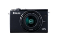 Фотоаппарат беззеркальная Canon EOS M100 Kit 15-45 IS STM Black (2209C048)