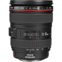 Объектив Canon EF 24-105mm f/4L IS USM (из кита)