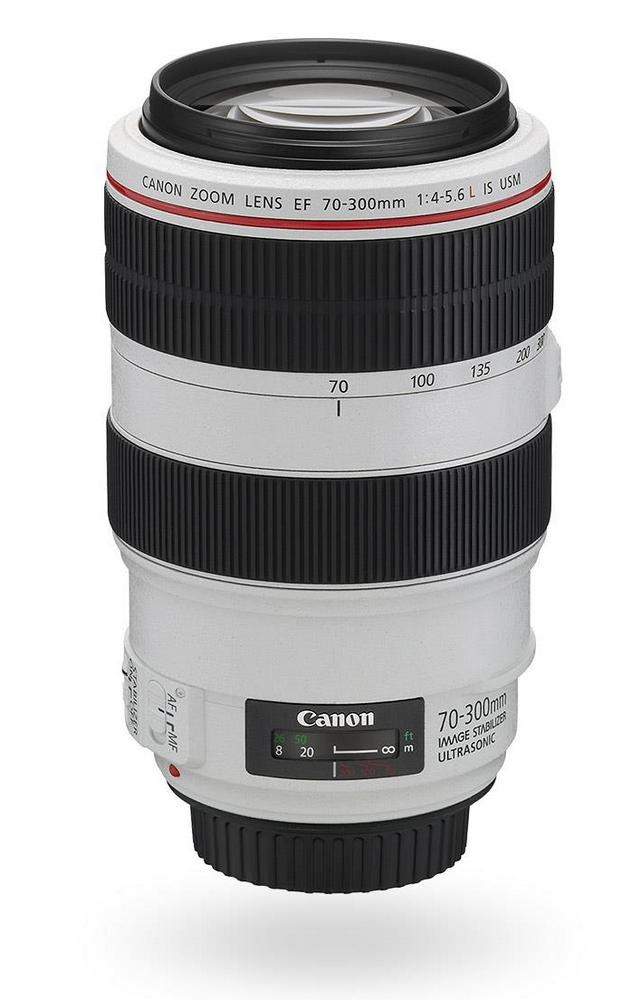 Объектив Canon EF 70-300mm f/4.0-5.6 L IS USM