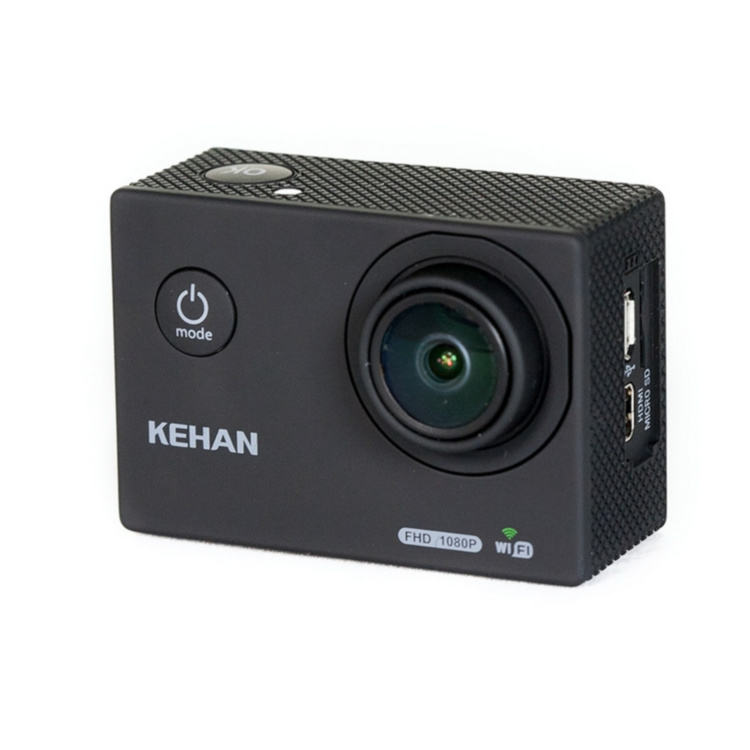 Экшн камера KEHAN ESR311 Full HD 1080p 60fps Wi-Fi